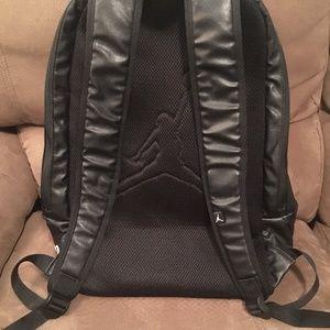 Nike Bags - Black Gold Nike Air Jordan Sports Backpack Men's